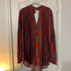 NWOT free people tunic